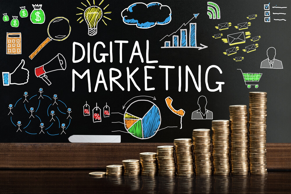 How do you keep the latest trends in digital marketing?